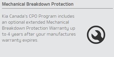 Mechanical Breakdown Protection