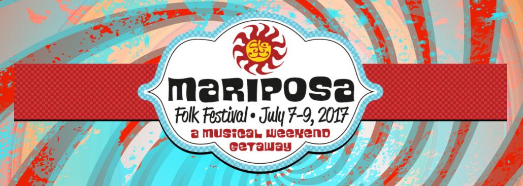 Mariposa Folk Festival 2017