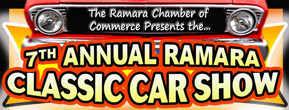 7th Annual Ramara Classic Car Show, Saturday July 8th, 2017