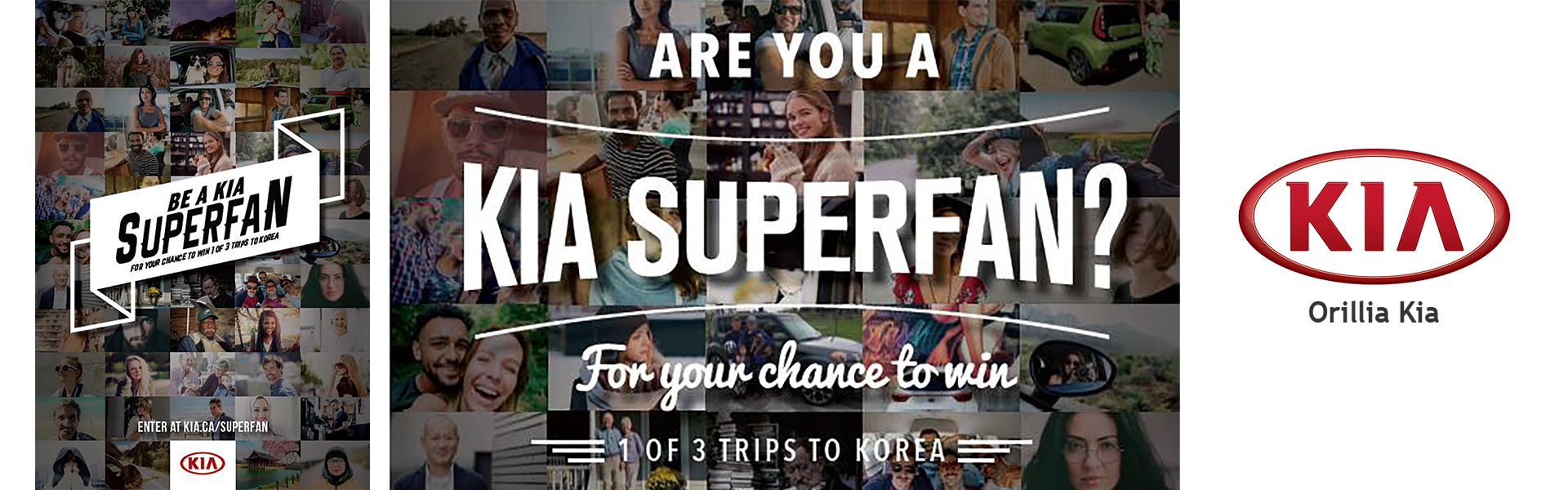 Kia Superfan Contest