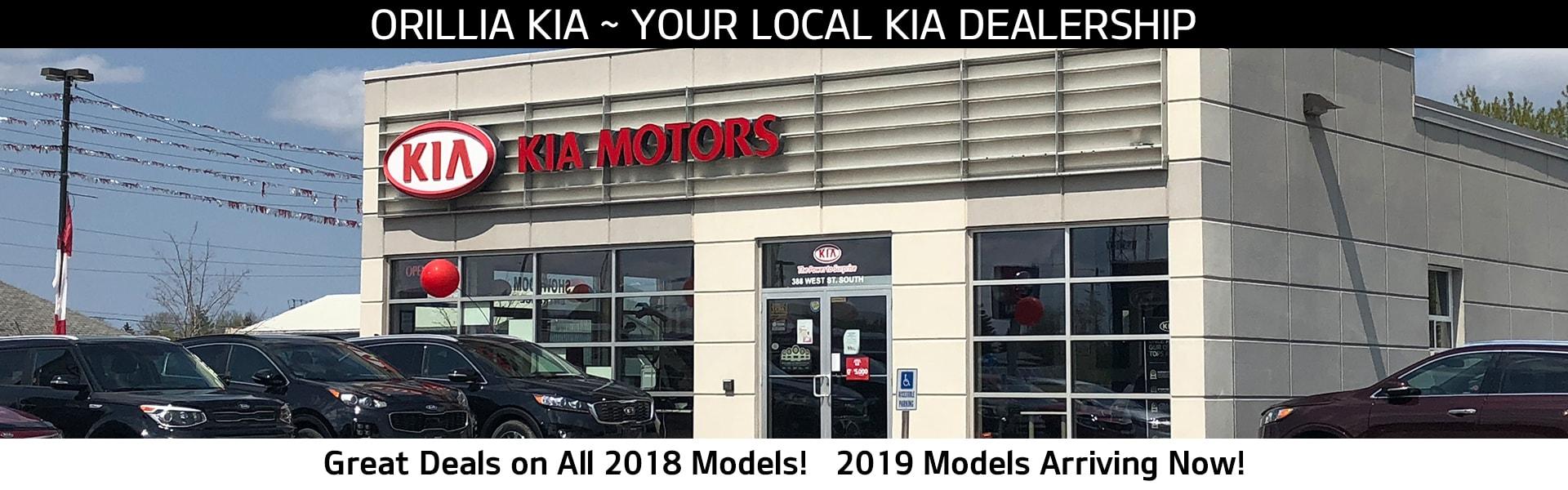 Used Cars Orillia >> Plaza Kia of Orillia: New & Used Kia Dealership   Orillia, ON.