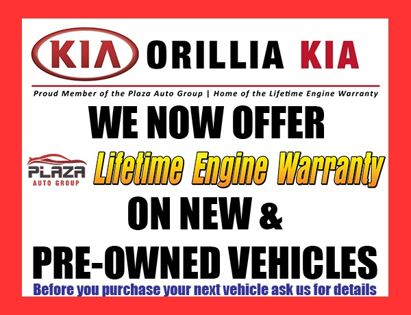 Plaza Auto Group Lifetime Engine Warranty