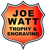 Joe Watt Trophy and Engraving