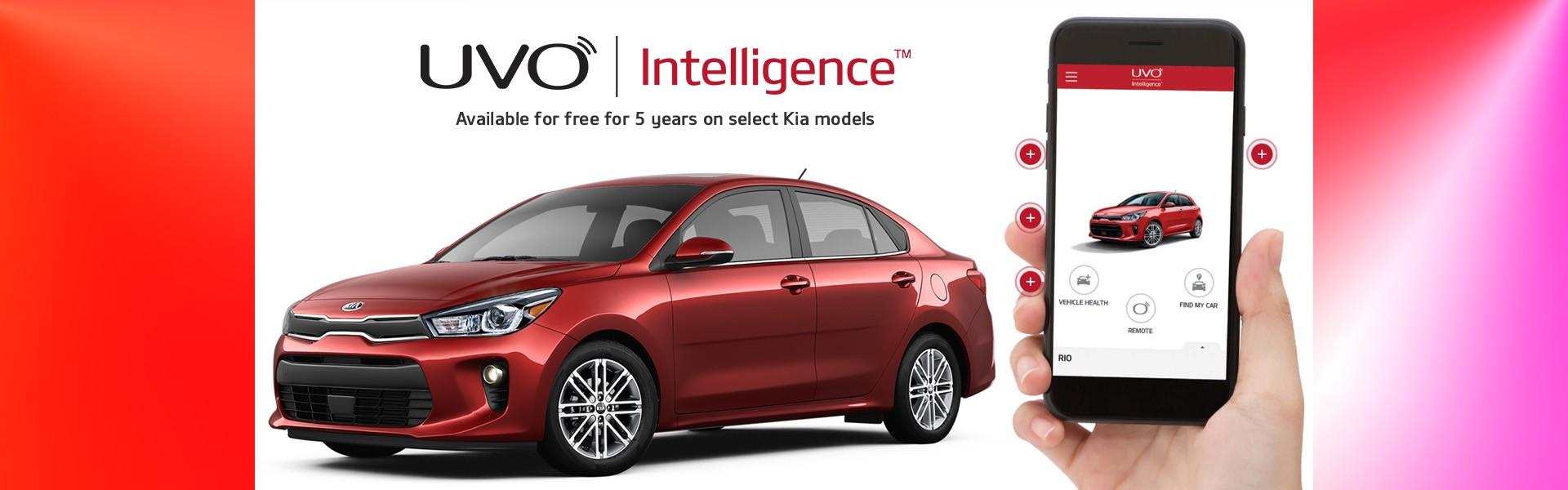 UVO Intelligence - Orillia Kia